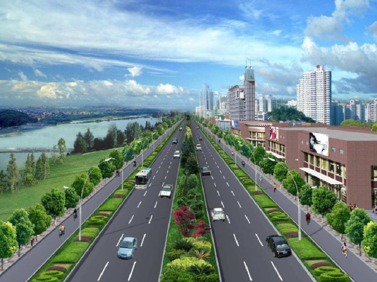 市政道路节点改造工程创优规划方案(125页)_1